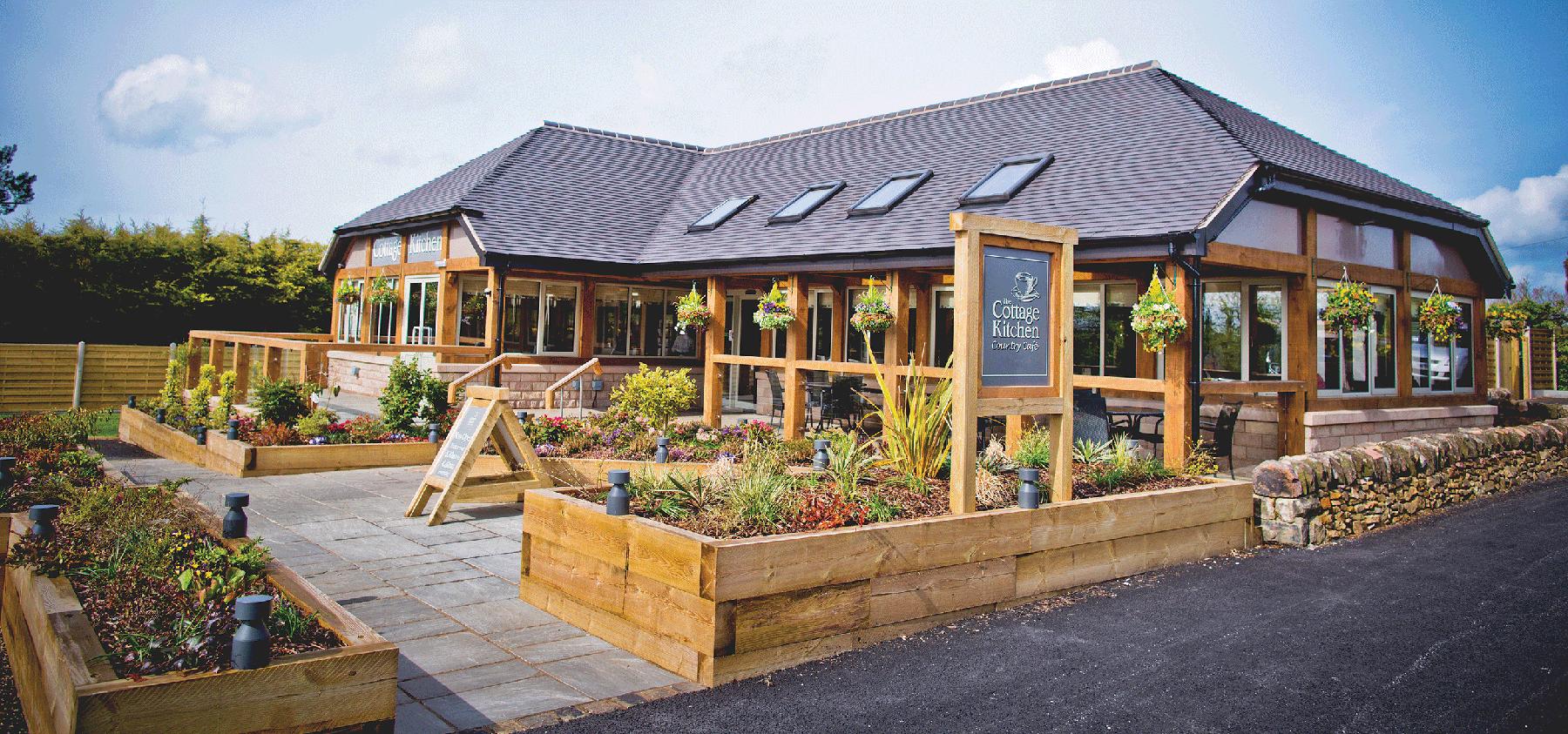 The Cottage Kitchen Country Café